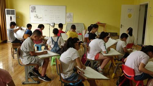让孩子在暑假成为艺术人才,最关键的一步在这里......测试